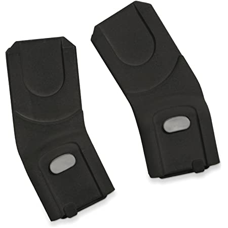 Maxi-COSI Diono Quantum Stroller Adapter for Nuna Cybex Car Seats Black