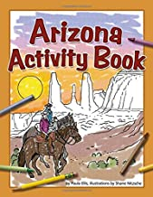 Arizona Activity Book (Color and Learn)