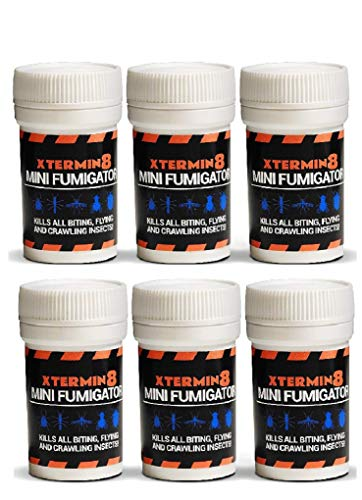 Flea Bombs for the Home - Xtermin8ProB pack of 6