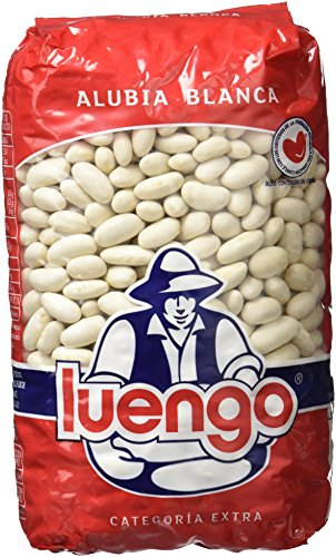 Luengo Alubia Blanca Larga Selecta, 1kg