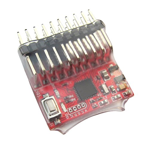VIDOO 16Ch Receiver Pwm/Ppm/Sbus/Dbus to Signal Konverter Module Für DJI Naza Zero Flight Controller