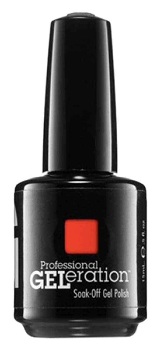 腐った前進シュガーJessica GELeration Gel Polish - Broadway Bound - 15ml / 0.5oz
