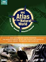 BBC Atlas Natural World: Africa Europe Western [DVD] [Import]