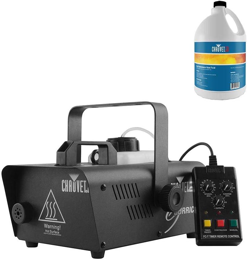 Chauvet DJ Hurricane 1200 1.0L Pro Fog Ga Machine Max Popular product 88% OFF 1 with