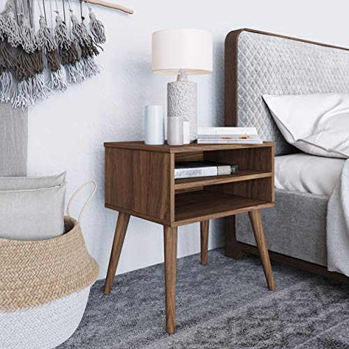 Boyd Sleep Mid-Century Modern Bedroom Furniture: Ragusa Wood...