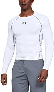 Under Armour Mens UA Hg Armour Ls Base Layer/Compression T-Shirt (pack of 1)