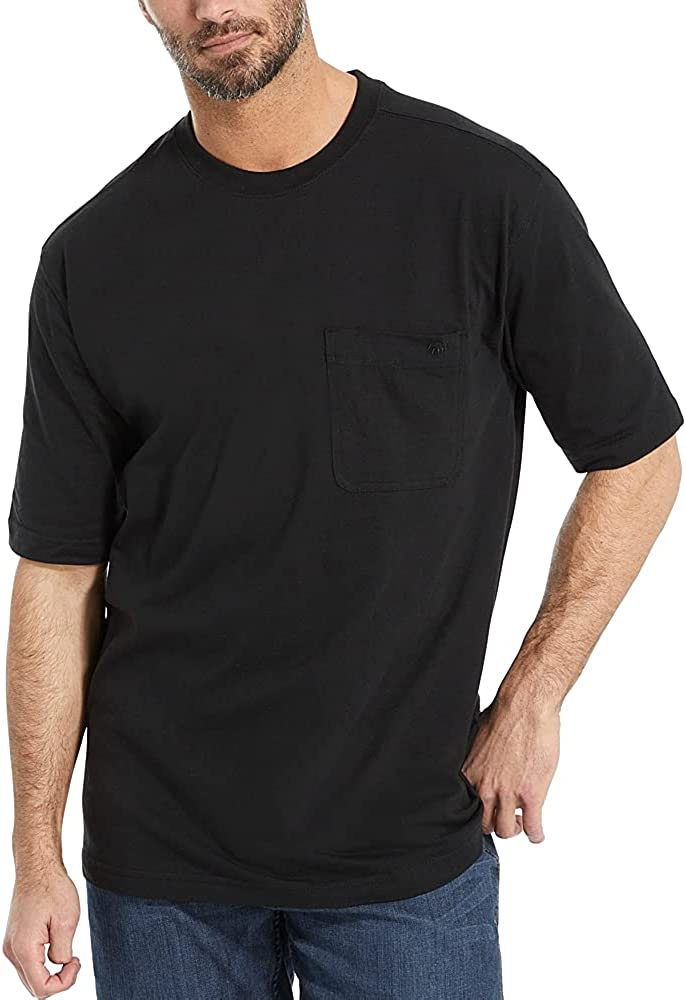 Wolverine Men's Low price Knox Short T-shirt Pocketed Sleeve Wicking Max 89% OFF