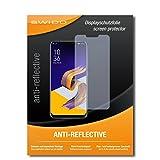 SWIDO Bildschirmschutz für Asus Zenfone 5Z (ZS620KL) [4 Stück] Anti-Reflex MATT Entspiegelnd, Hoher Festigkeitgrad, Schutz vor Kratzer/Glasfolie, Schutzfolie, Bildschirmschutzfolie, Panzerglas Folie
