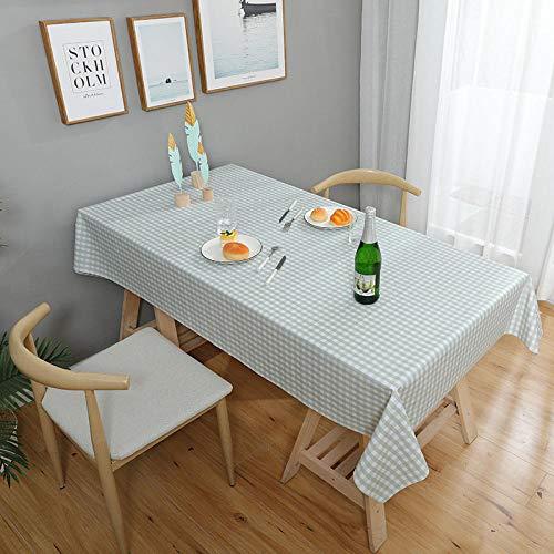 Haoxp Multifunctionele Indoor en Outdoor Tafelkleden Binnenplaats, Café, Party Home Decor voor Keuken Waterdicht en oliedicht woonkamer tuintafel doek 5_135*220cm