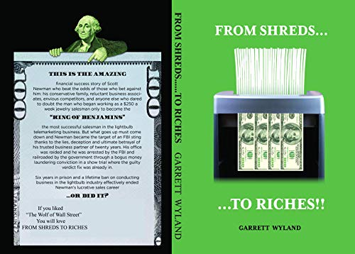From Shreds To Riches (English Edition)