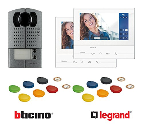Legrand 365721Video Set 2F AP linea2000V13m