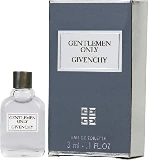 Givenchy Gentlemen Only By Givenchy Edt .10 Oz Mini, 0.1 Fluid Ounce