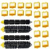 Supon Robot Repuestos Accesorios para Robot 700 790 782 780 776 774 772 770 760 Serie 700 Juego de Repuesto de Filtro de cepillos (7-704)