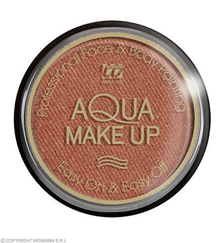 Widmann Aqua Makeup 15G - Metallic Bronze