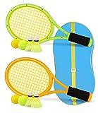 Best Kids Tennis Rackets - Crefotu Kids Tennis Racket,17 Inch Plastic Tennis Racket Review