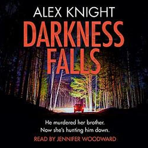 Darkness Falls cover art