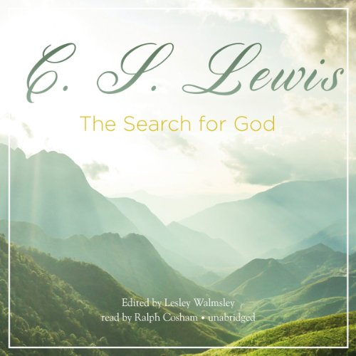 The Search for God audiobook cover art