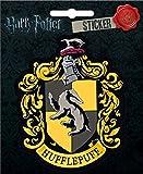 Ata-Boy Harry Potter Hufflepuff Crest 4' Full Color Sticker