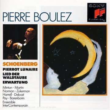 Pierrot Lunaire, Erwartung, +