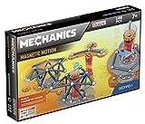 Geomag-Mechanics Motion 762 Juego de construcción magnético de 146 Piezas, Multicolor, (GM762)