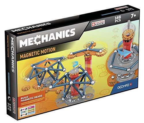 Geomag 762 Mechanics Magnetic Motion 146pcs