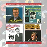 Listen/ILl Keep You Satisfied/Little Children/Trains And Boats And Planes / Billy J. Kramer by Billy J. Kramer