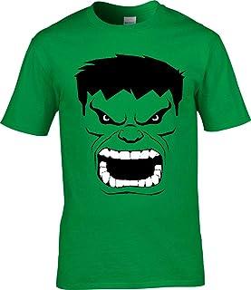 Incredible Hulk Superhero Comic Movie T-Shirt