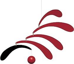 FLENSTED - Flensted Mobile Flowing Rhythm red