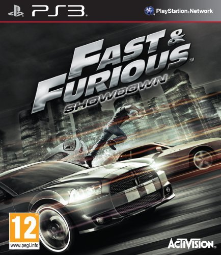 Fast and Furious Showdown Sony Playstation 3 PS3 Game UK PAL by Activision