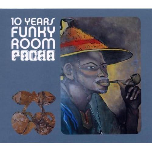 Pacha 10 Years Funky Room