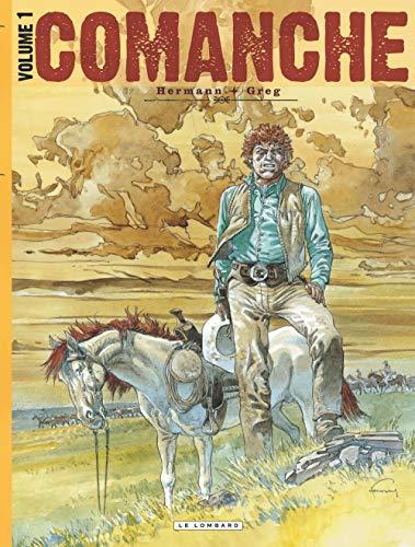 Comanche L'intégrale, tome 1