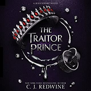Page de couverture de The Traitor Prince