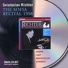 Sviatoslav Richter: The Sofia Recital 1958