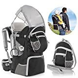 Fillikid Ergonomic Child Carrier Backpack for Hiking - Toddler Carrier Rucksack with Rain