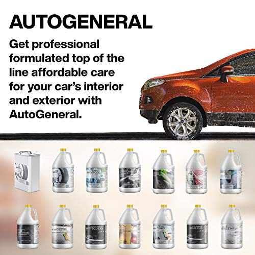 51fsdPlqCiL - AutoGeneral - Anti-Fog Glass Cleaner - Ammonia Free Automotive Window and Windshield Cleaner - Spray Concentrate - Antifogging Formula - Industrial Strength - Professional Grade - 1 Gallon Jug