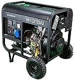 Hyundai Dhy6000Lek Generador Diesel Serie Pro 3.000 RPM