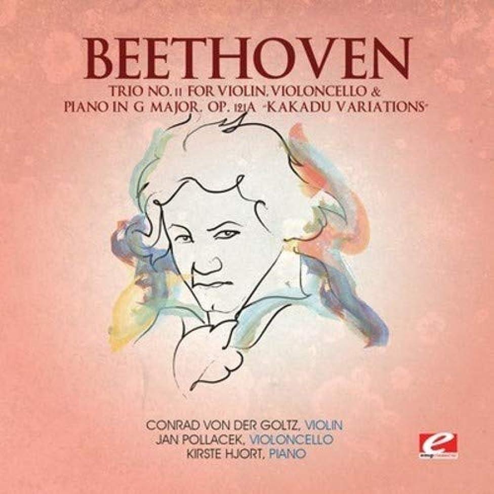 Trio No. 11 for Violin, Violoncello and Piano in G Major, Op. 121a
