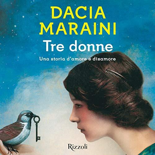 Tre donne audiobook cover art