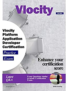 Vlocity Platform Application Developer Certification Practice Exam: Salesforce Vlocity Certification Mock exam questions and answers