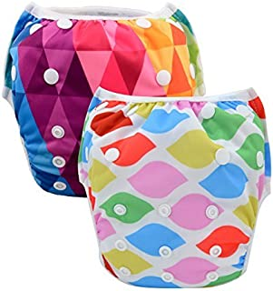 wearing thick diapers in public