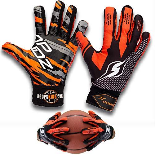 Hoop Handz Weighted Basketball Dribbling Gloves - Faster, Quicker, & Stronger Hands