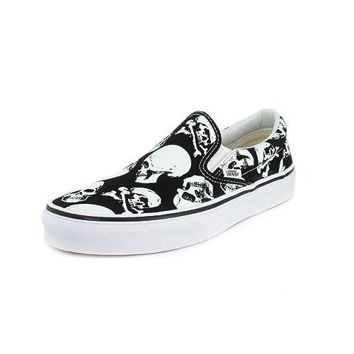 d93e657344972d Vans Unisex Classic (Checkerboard ) Slip-On Skate Shoe