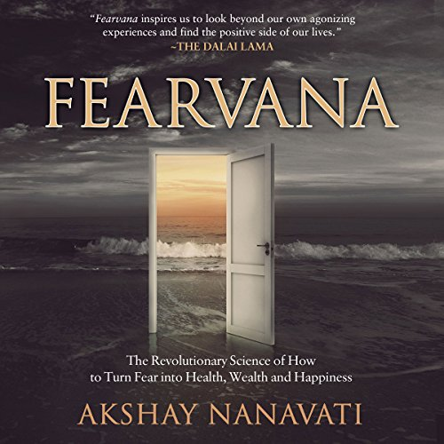 Fearvana audiobook cover art