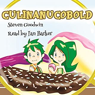 Culinanucobold audiobook cover art