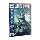 Games Workshop Warhammer White Enano 463