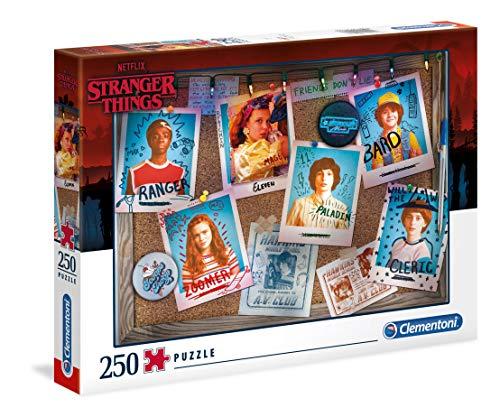 Clementoni- PZL 250 Stranger Things...