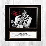 Engravia Digital James Brown Live Reproduktion Signatur