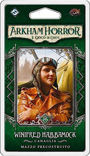 Fantasy Flight Games Arkham Horror Lcg - Investigatore - Winifred Habbamock (espansione)