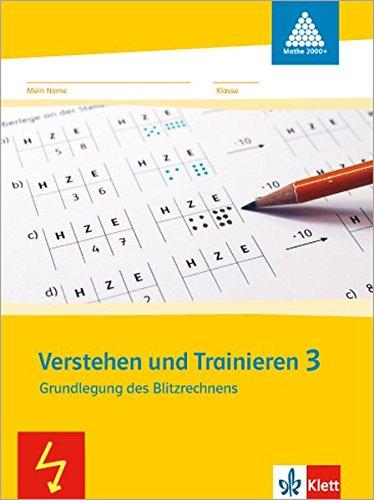 Verstehen und Trainieren: Grundaufgaben zum Zahlenbuch 3. Schuljahr (Programm Mathe 2000+)