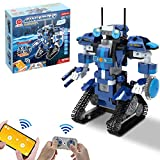 CIRO Robot Building Kits for Kids, STEM Remote Control Toys Educational Learning Science